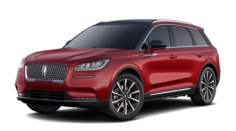 2020 Lincoln Corsair Reserve Crossover